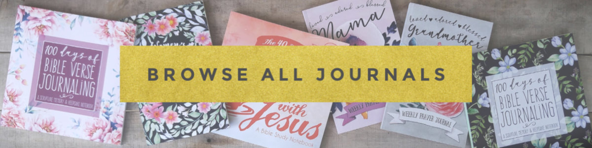 Browse all journals at 123 Journal It Publishing Christian Education Resources
