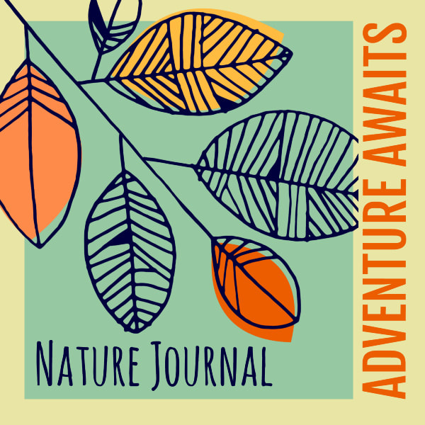 Make nature hikes more meaningful by journaling your exploration and collecting samples in this journal