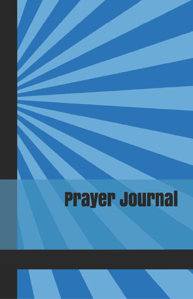 Easy Beginner Daily Prayer Journal for Teen and Tween Boys