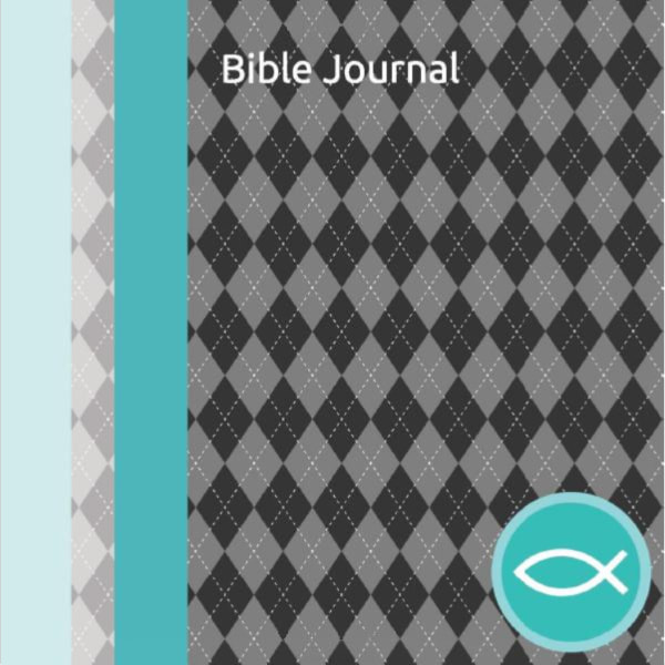 Easy Beginner Daily Bible Journal for Teen and Tween Boys