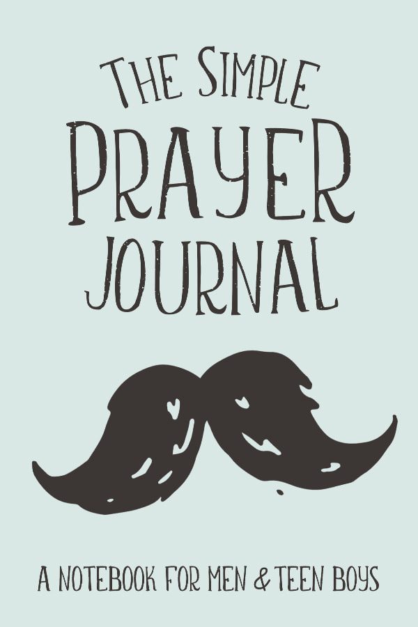 Daily Prayer Journal for Teen Boys